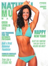 Natural Muscle - January 2012