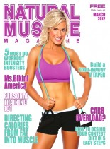 Natural Muscle - March 2012