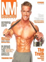 Natural Muscle - March 2013