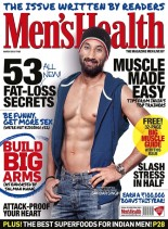 Men's Health (India) - March 2013