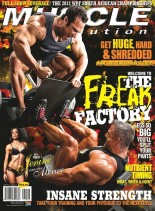 Muscle Evolution (South Africa) - January-February 2013