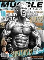Muscle Evolution (South Africa) - March-April 2013