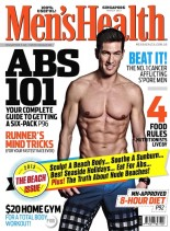 Men's Health (Singapore) - March 2013