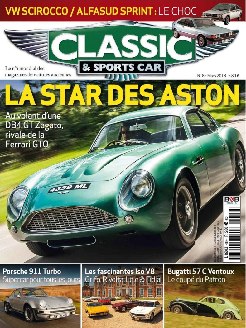 download classic sports car france march 2013 pdf magazine. Black Bedroom Furniture Sets. Home Design Ideas