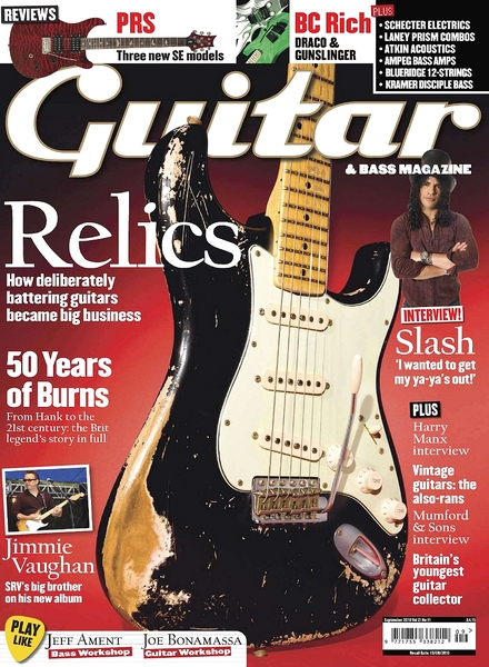 guitar and bass magazine pdf