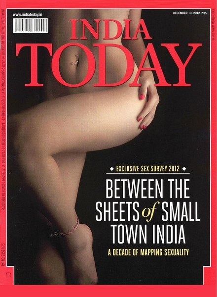 India Today - 10 Years of Sex Survey 2013
