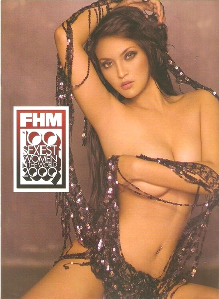 FHM Philippines - Top 100 - 100 Sexiest Woman In The World - 2009