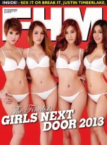 FHM Thailand - March 2013