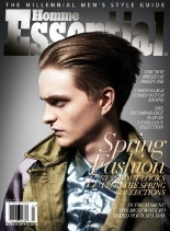 Essential Homme - March-April 2013