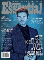 Essential Homme - November-December 2012