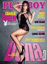 Playboy Czech - September 2012