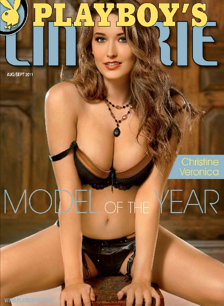 Playboy's Lingerie – August-September 2011