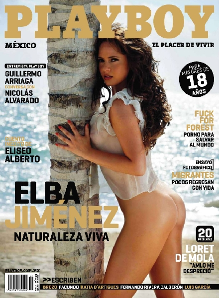 Playboy Mexico – August 2010
