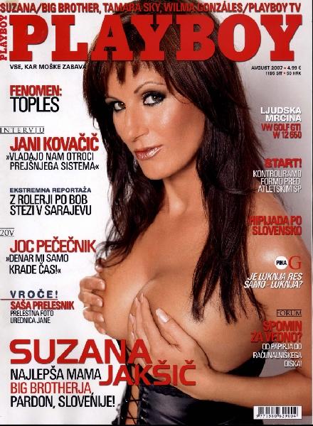 Download Playboy Slovenia – August 2007 - PDF Magazine