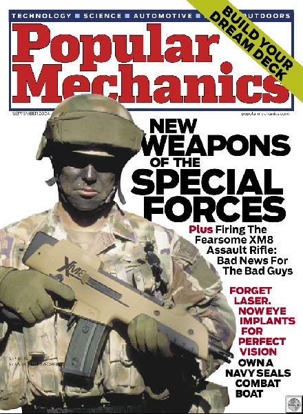 popular mechanics usa september 2004