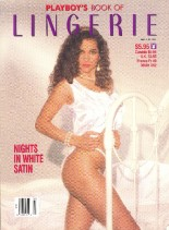 Playboys Lingerie - May-June 1992