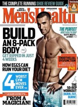 Men's Health Singapore - May 2013