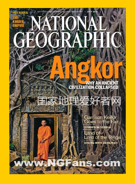 National Geographic USA - July 2009