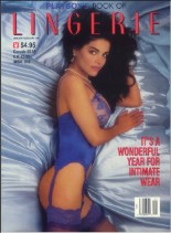 Playboys Lingerie - January-February 1992