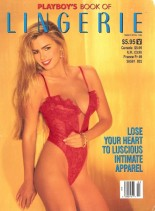 Playboys Lingerie - March-April 1992