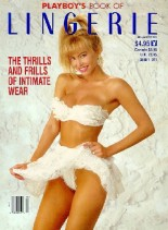 Playboys Lingerie - July-August 1991