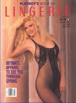 Playboys Lingerie - March-April 1991