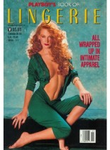 Playboys Lingerie - November-December 1991