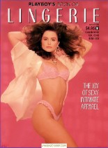 Playboys Lingerie - May-June 1990