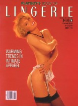 Playboys Lingerie - November-December 1990