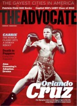 The Advocate - February-March 2013