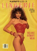 Playboys Lingerie - July-August 1989