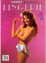 Playboys Lingerie - March 1988