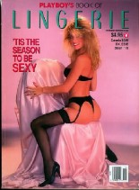 Playboys Lingerie - November-December 1989