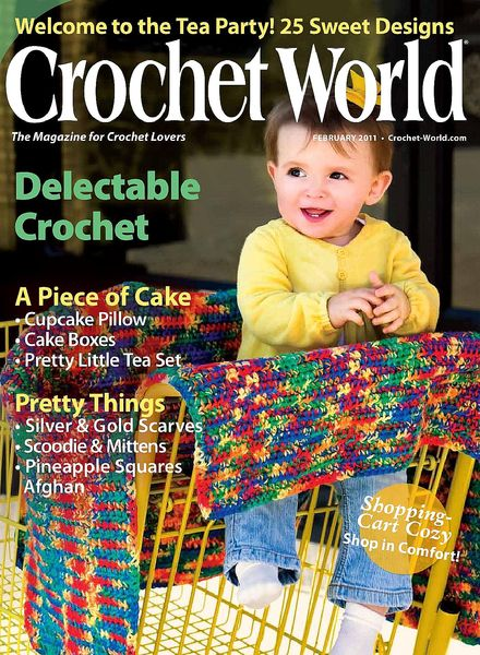 Crochet World - February 2011