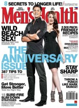 Men's Health Philippines - May 2013