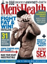 Men's Health UK - June 2013