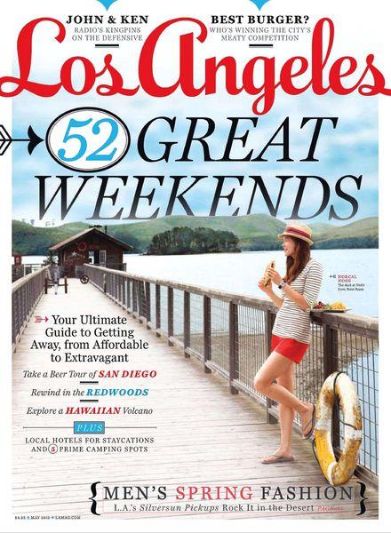 Los angeles magazine dating