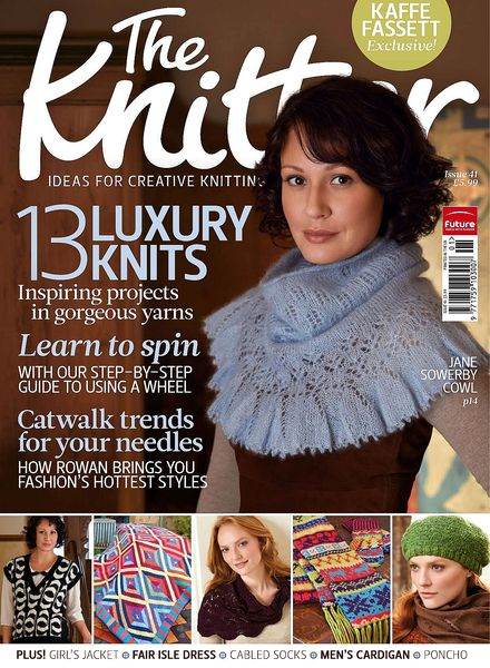 The Knitter - Issue 41