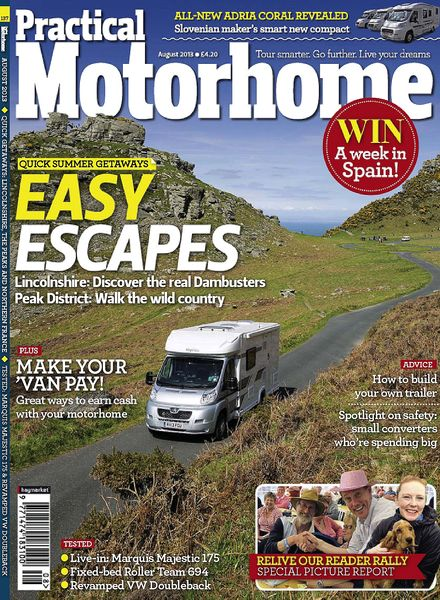 Practical Motorhome - August 2013