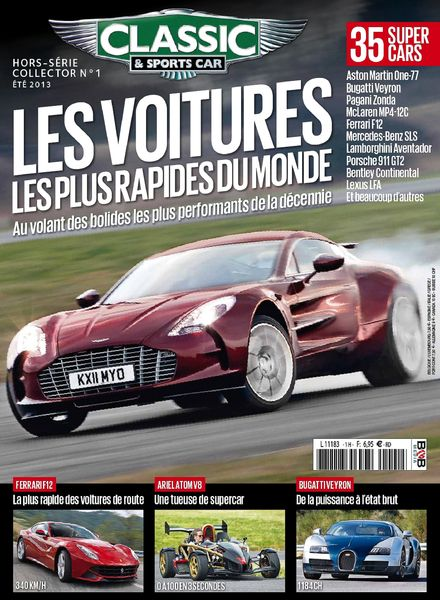 download classic sports car france hors serie collector ete 2013 pdf magazine. Black Bedroom Furniture Sets. Home Design Ideas