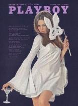Playboy USA - October 1968