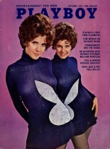 Playboy USA - October 1970