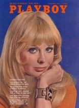 Playboy USA - September 1968