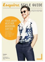 Esquire Summer Style Guide 2013