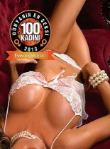 Top 100 FHM Girls 2013 Turkiye