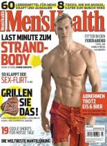 Men's Health Germany - Juli 2013