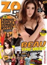 Zoo Weekly Thailand - 10 June 2013