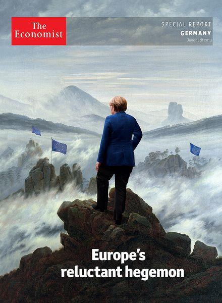 The Economist – Europe's reluctant hegemon – 15 June 2013