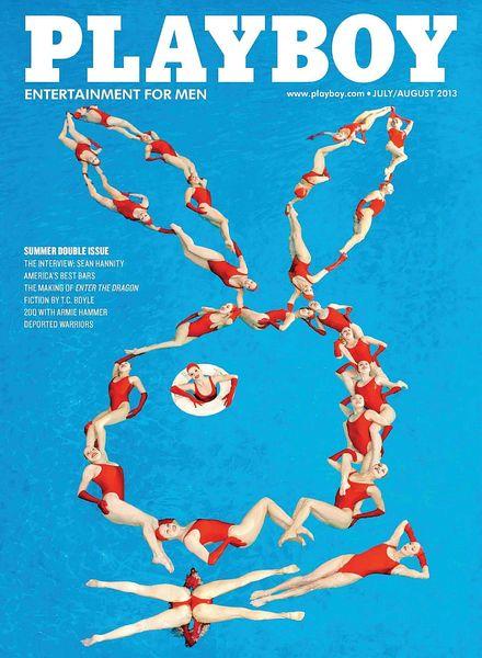 Playboy USA – July-August 2013