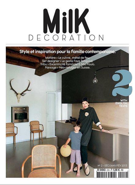 download milk decoration magazine 2 pdf magazine. Black Bedroom Furniture Sets. Home Design Ideas